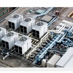 Coolstar India Mild Steel Hvac System, For Industrial Use