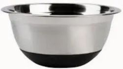 Heritage Silver Anti Skid Bowl, For Home
