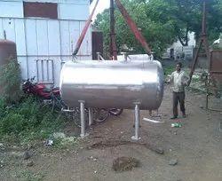 Air Receiver Tank