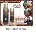 Bullet shape hot & cold flask