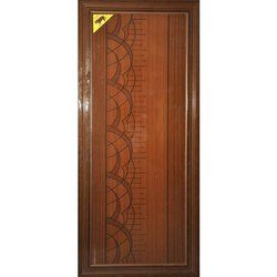 Hinged Coated PVC Door, Interior