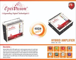 CATV Hybrid Amplifier