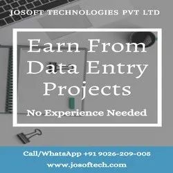 Company ISO9001 Data Entry Genuine Projects