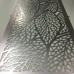 Mild Steel Laser Cutting Design Service