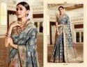 Sangam Prints Tanushree Designer Silk Saree Catalog