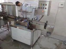 Juice & Sauce Filling Machines