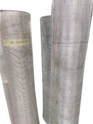 Stainless Steel Wire Mesh Jali, Thickness: 3 Mm