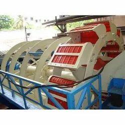 Motorized Sand Screening Machine