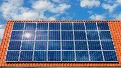 Grid Tie Roof Top Solar Plant Installation