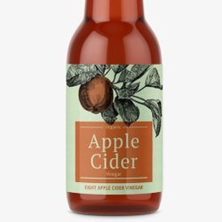 Apple Cider Sirka Syrup