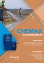 CHEMAX SUPERCURE WATER BASED CURING COMPOUND
