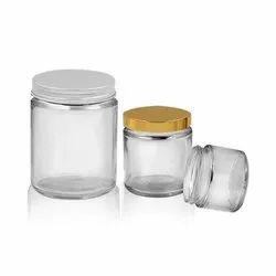 15 Gms Cosmetic Glass jar
