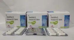 Doxofylline 400mg & Ambroxol 30mg Tablet
