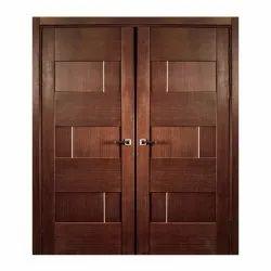 Designer Hard Wood Door