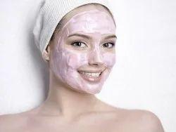 Unisex Herbal Base Face Mask Cream, Packaging Size: Jar