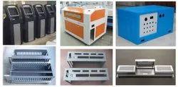 Sheet Metal Electronics Enclosure Manufacturing