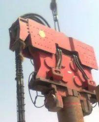 Hydraulic Vibratory Hammer