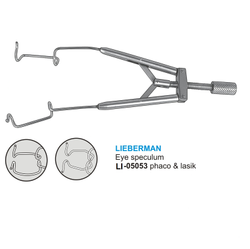 Lieberman Eye Speculum
