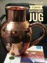 Copper Apple Jug Copper Pitcher