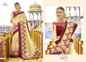 Kalista Veronica Georgette Embroidery Work Designer Saree Collection