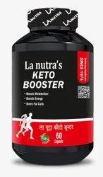 La Nutra's Keto Booster