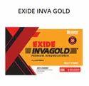 Exide Inva Gold Battery, Model Name/number: Fel0-igst1500, Capacity: 150 Ah