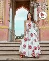 Heavy Printed Gown