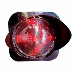 Red LED Traffic Signal Arrow Light