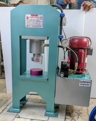 Gold Tool Jewellery Hydraulic Press  Hydraulic Press Hydraulic Coining Press