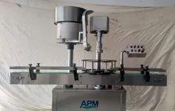 Automatic Aluminum Capping Machine