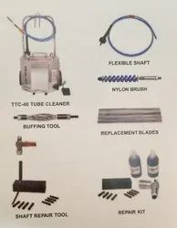 Portable Electric Tube Cleaners For Chillers, Condenser