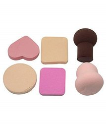 Beauty Blender Sponge, Mystique Beauty Blender, For Parlour And Saloon, Beauty Blender Of 6 Piece