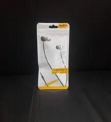 Black Mobile Realme Buds 2 Wired Earphones, Headphone Jack: 3.5MM