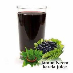 98 % Jamun Neem Karela Juice