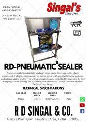 Pneumatic Pouch Sealer