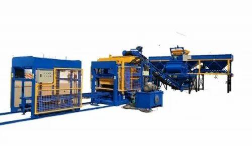 Fully Automatic Vibrotech Multi Brick & Block Machine Plant 24CVT