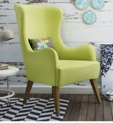Yellow Wing Visitor Chair
