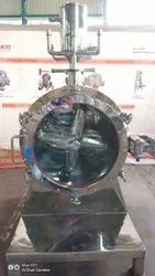 SS Rotary Vacuum Paddle Dryer