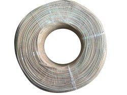 3 Core Shielding Type: Shielded Wire Bundle For Pump And House Hold 14/42-20/36 And 0.75Mm- 10Mm, For CCTV