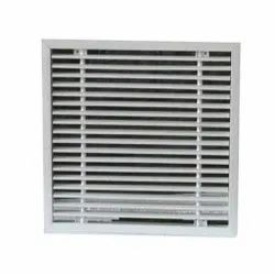 Hvac Systems Powder Coated Aluminum Supply Air Grill
