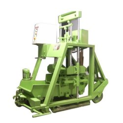 430mm Hollow Block Making Machine