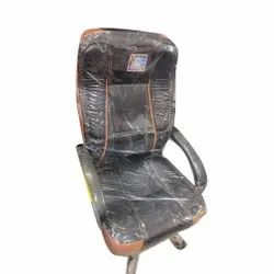 Fabric Stainless Steel Adjustable Office Chair