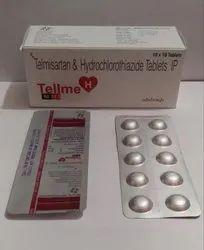 Telmisartan 80 mg+ Hydrochlorthiazide 12.5 mg