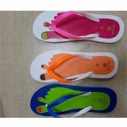 Flats & Sandals Hawai Ladies PU Slippers