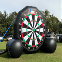 Inflatable Dart Bouncy