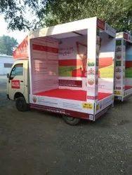 Flex Rent And Fuel Van Roadshow, India