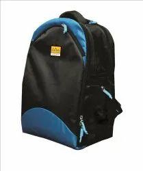 Nylon Printed School Backpack Bag by Krishiv Bag Manufacturer