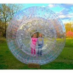 Inflatable Zorbing ball