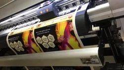 Outdoor Digital Printing Services, Location: Delhi, Pvc Self Adhesive Vinyl Print
