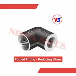 Forged Reducing Elbow Pipe Fitting